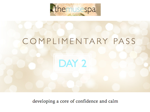 Muse spa pass Day 2 cover