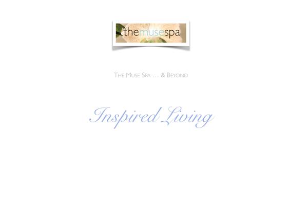 Inspired Living cover